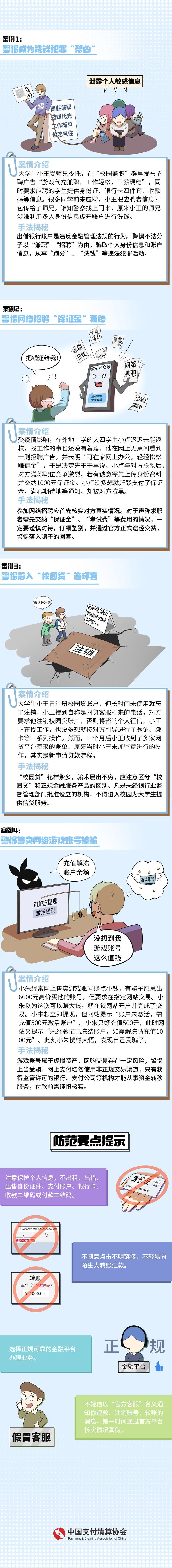 【正文】青少年防范欺诈案例